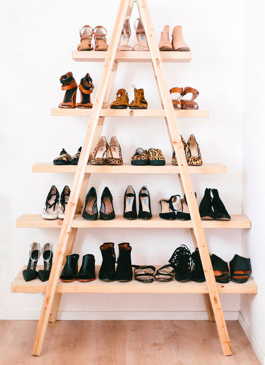 10 DIY Storage Projects Any Shoe Addict Can Pull Off | TomorroWoman
