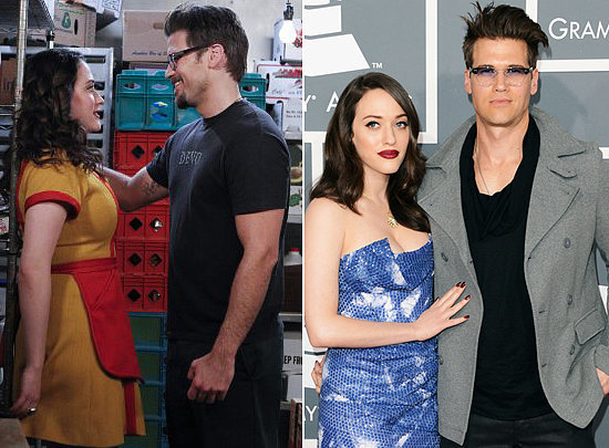 Tv couples who are dating in real life