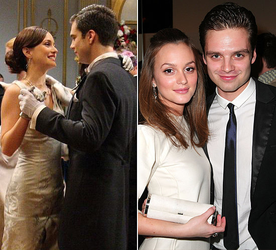 gossip girl dating in real life