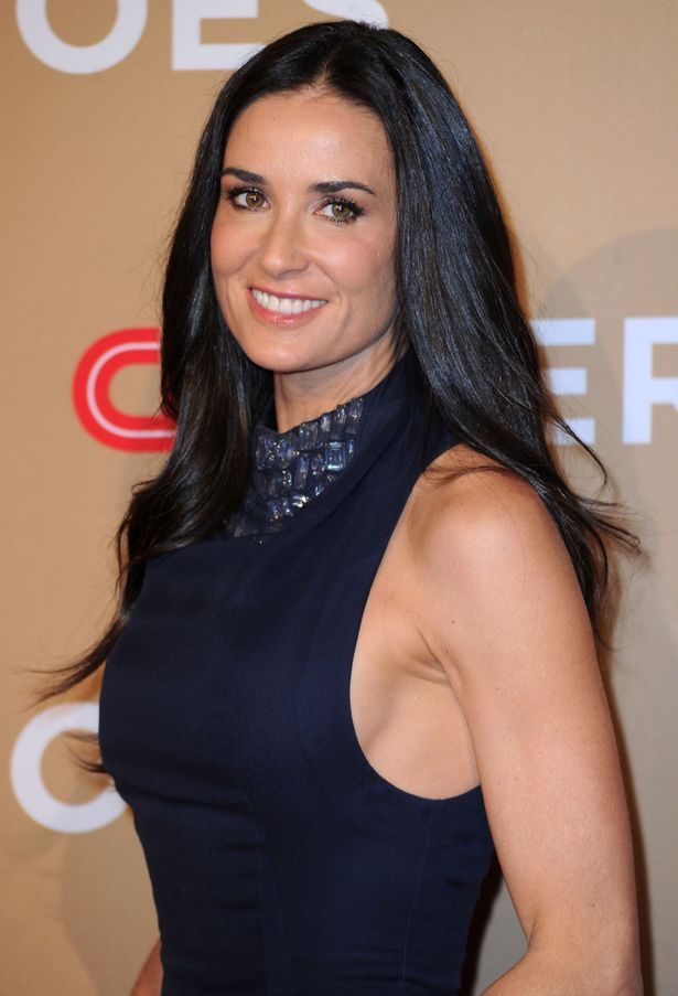 rich - demi moore