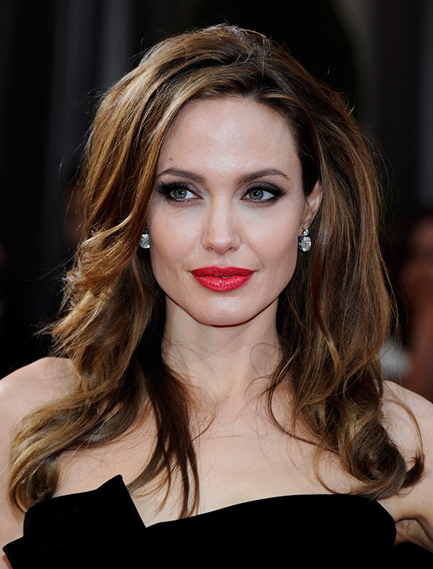 rich - angelina jolie
