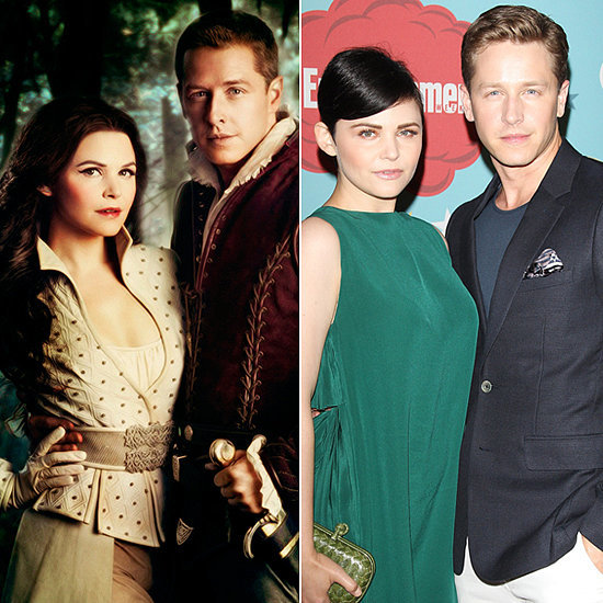 Once upon a time cast dating in real life