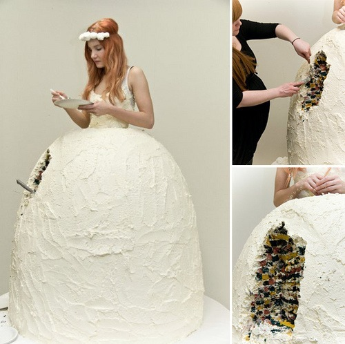 Hideous Bridal Gowns: 30 Epic Bridal Mishaps