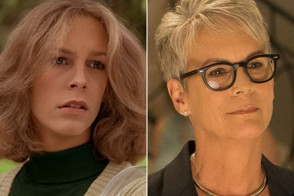 Jamie Lee Curtis Halloween 2020 Then And Now Stars From the 70's Then & Now | TomorroWoman